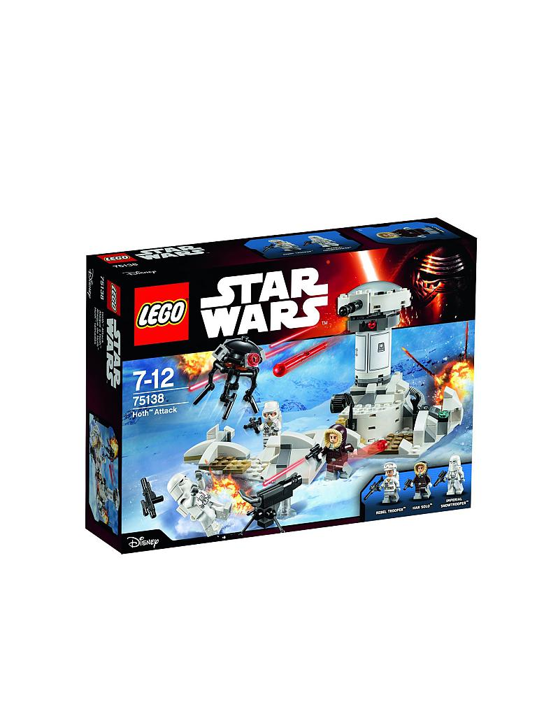 LEGO | STAR WARS - Hoth Attack | transparent