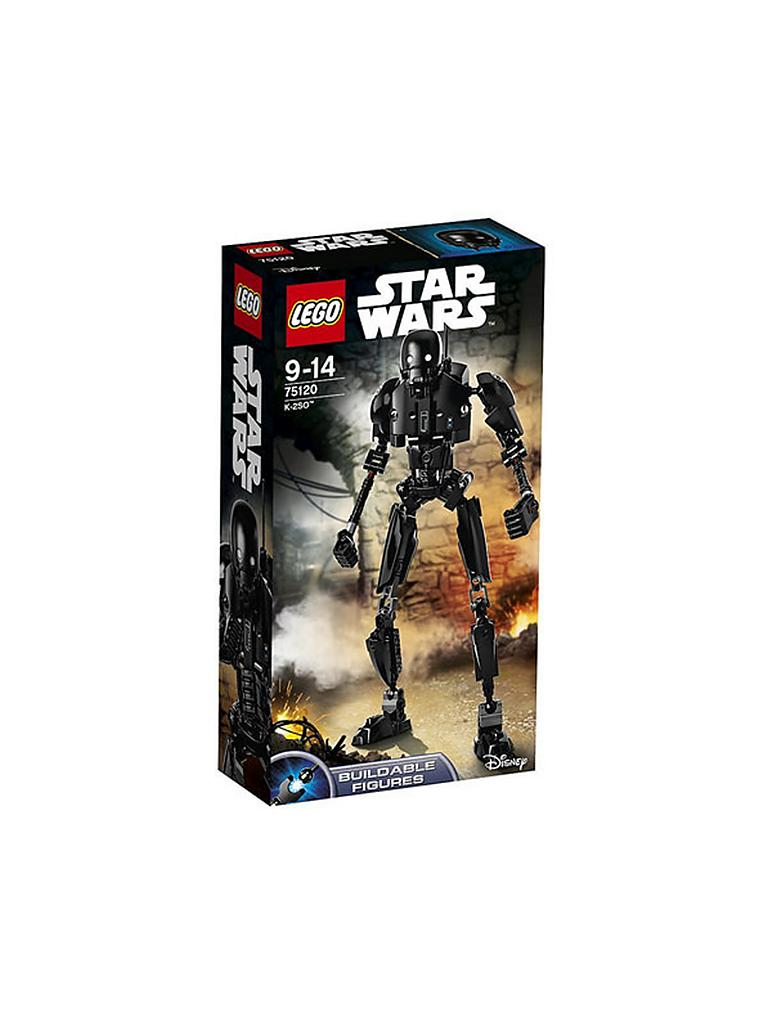 LEGO | Star Wars - K-2SO | transparent