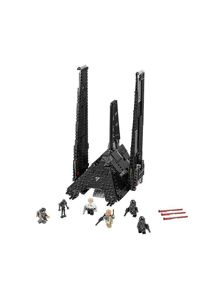 LEGO | Star Wars - Krennics Imperial Shuttle | transparent