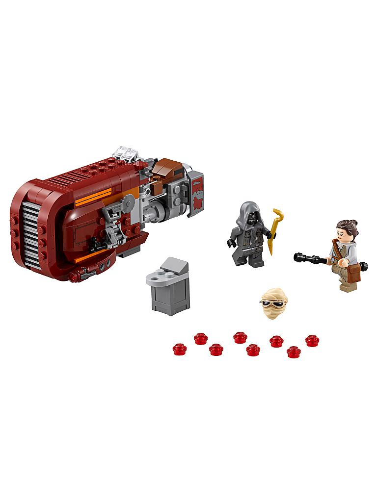 LEGO | STAR WARS - Lead Hero Craft | transparent