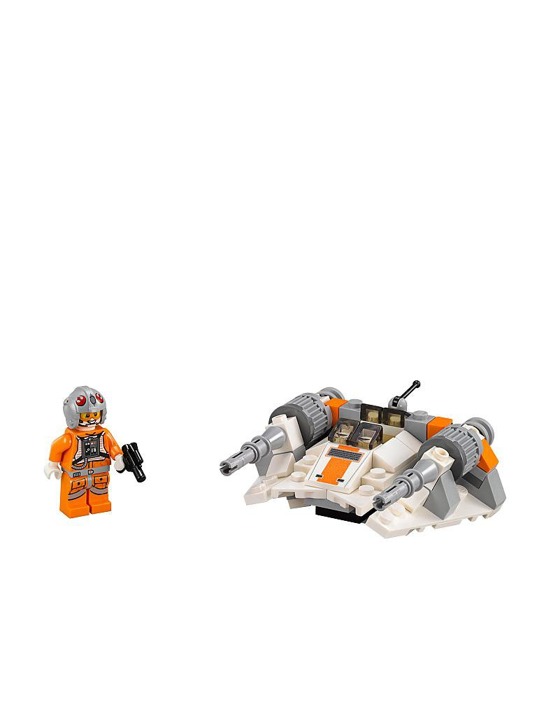 LEGO | STAR WARS - Snowspeeder | transparent