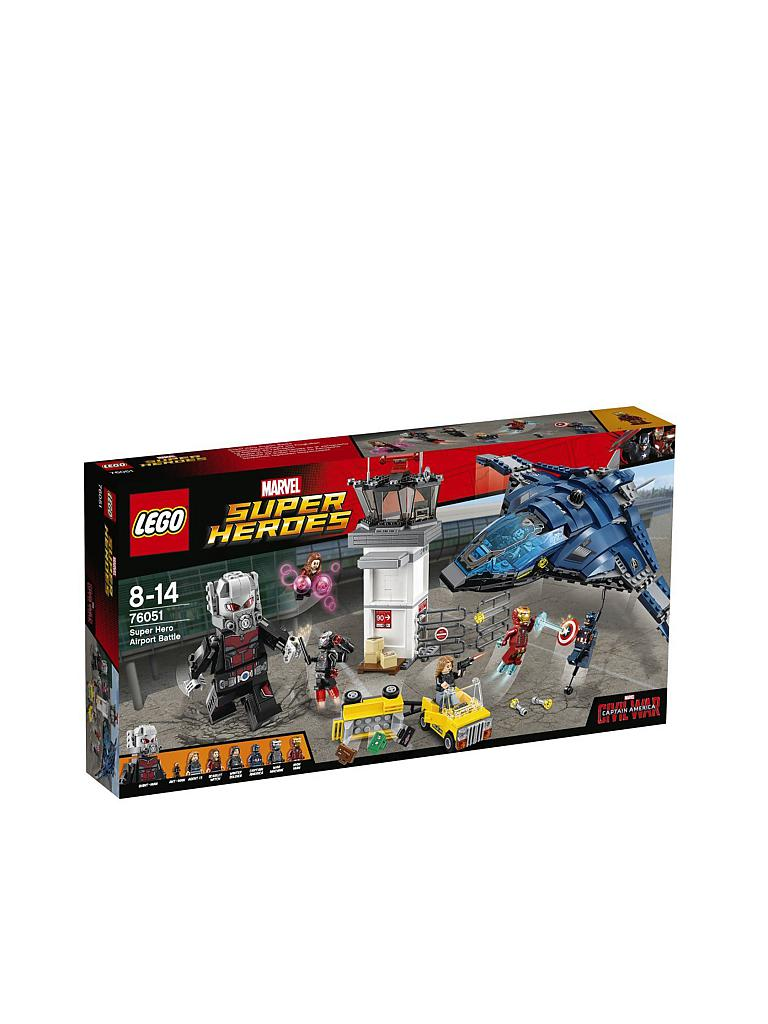 LEGO | STAR WARS - Super Heroes - Captain America Movie 2 | transparent