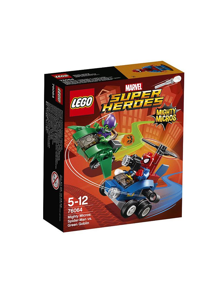 LEGO | STAR WARS - Super Heroes - Spiderman vs. Green Goblin | transparent