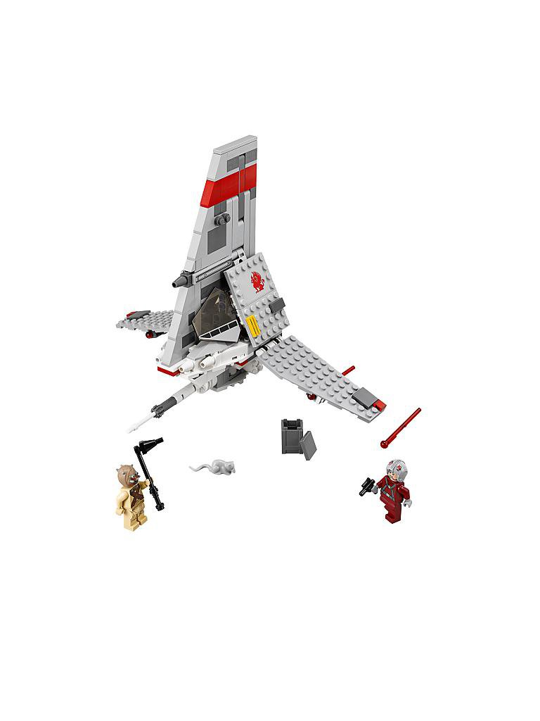 LEGO | STAR WARS - T-16 Skyshopper | transparent