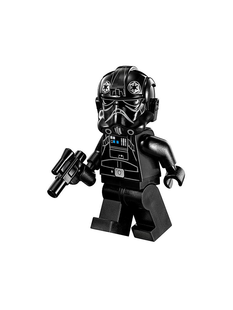 LEGO | STAR WARS - Tie Advanced Prototype | transparent