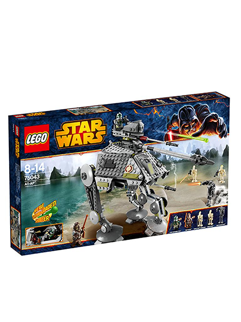 LEGO | STAR WARS Set AT-AP | transparent