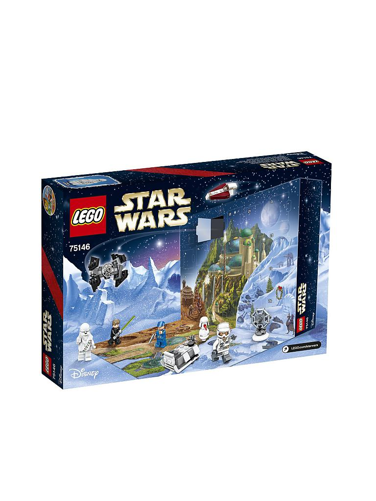 LEGO | Strar Wars - Adventkalender | transparent