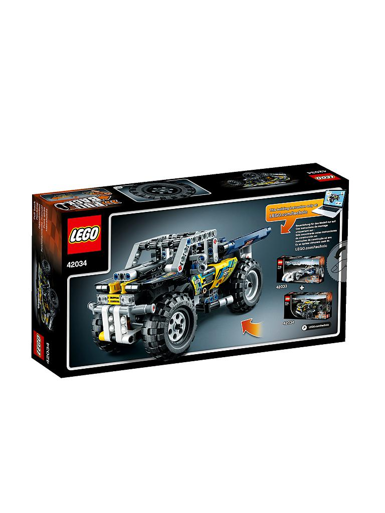 LEGO | TECHNIC - Action Quad | transparent
