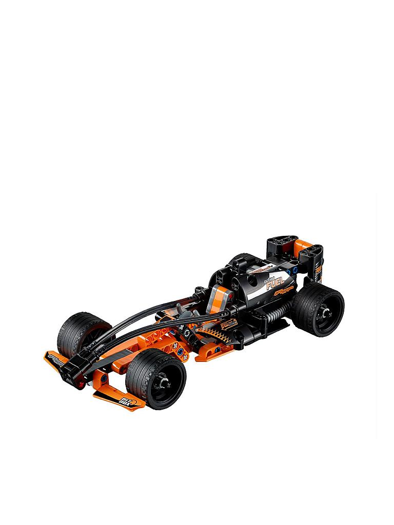 LEGO | TECHNIC - Action Racer | transparent