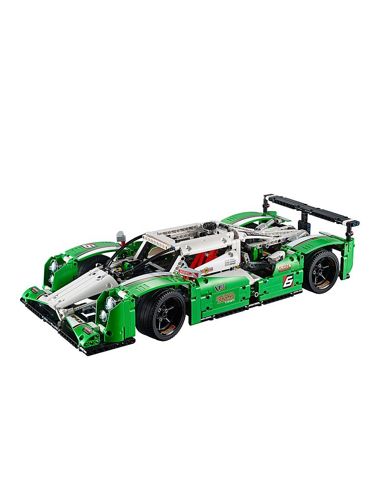 lego technic langstrecken rennwagen transparent. Black Bedroom Furniture Sets. Home Design Ideas