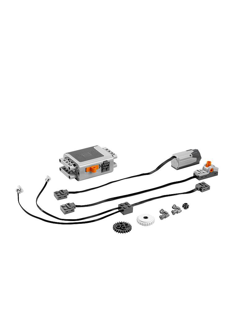 LEGO | TECHNIC - Power Function Motor-Set 8293 | transparent