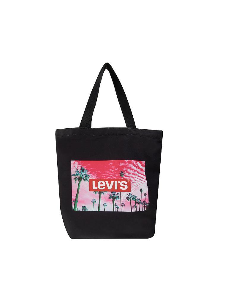 6f16b8205acbf LEVI S Shopper - Stofftasche schwarz