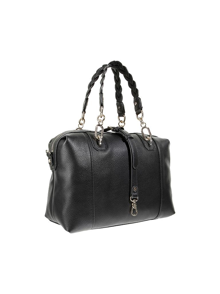 liu jo tasche handtasche arizona schwarz. Black Bedroom Furniture Sets. Home Design Ideas