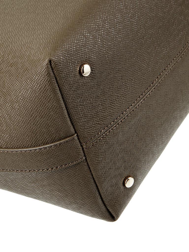 liu jo tasche shopper anna olive. Black Bedroom Furniture Sets. Home Design Ideas