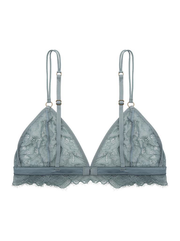 love stories triangel bh ohne reifen darling blau 70b. Black Bedroom Furniture Sets. Home Design Ideas