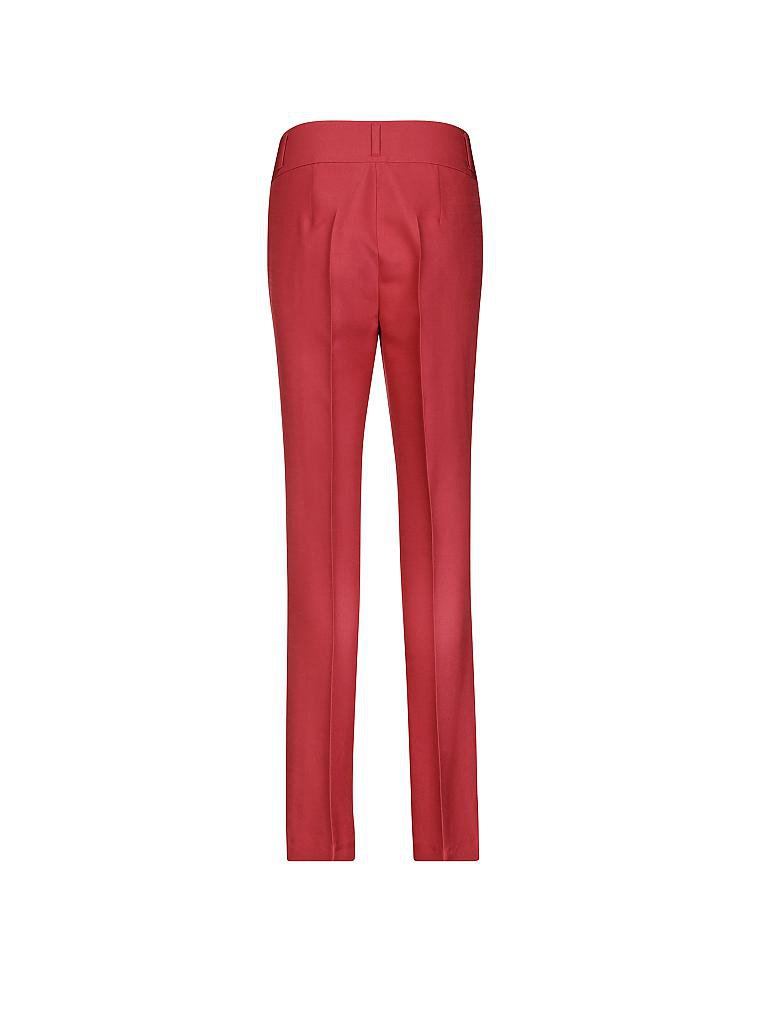 LUISA CERANO | Hose Flared-Fit  | rot