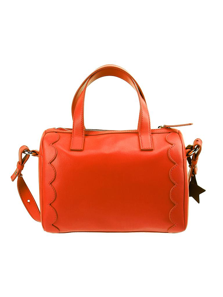 M MISSONI | Ledertasche | orange