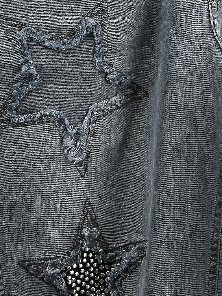 mac jeans carrie pipe rockstar grau 36 l32. Black Bedroom Furniture Sets. Home Design Ideas