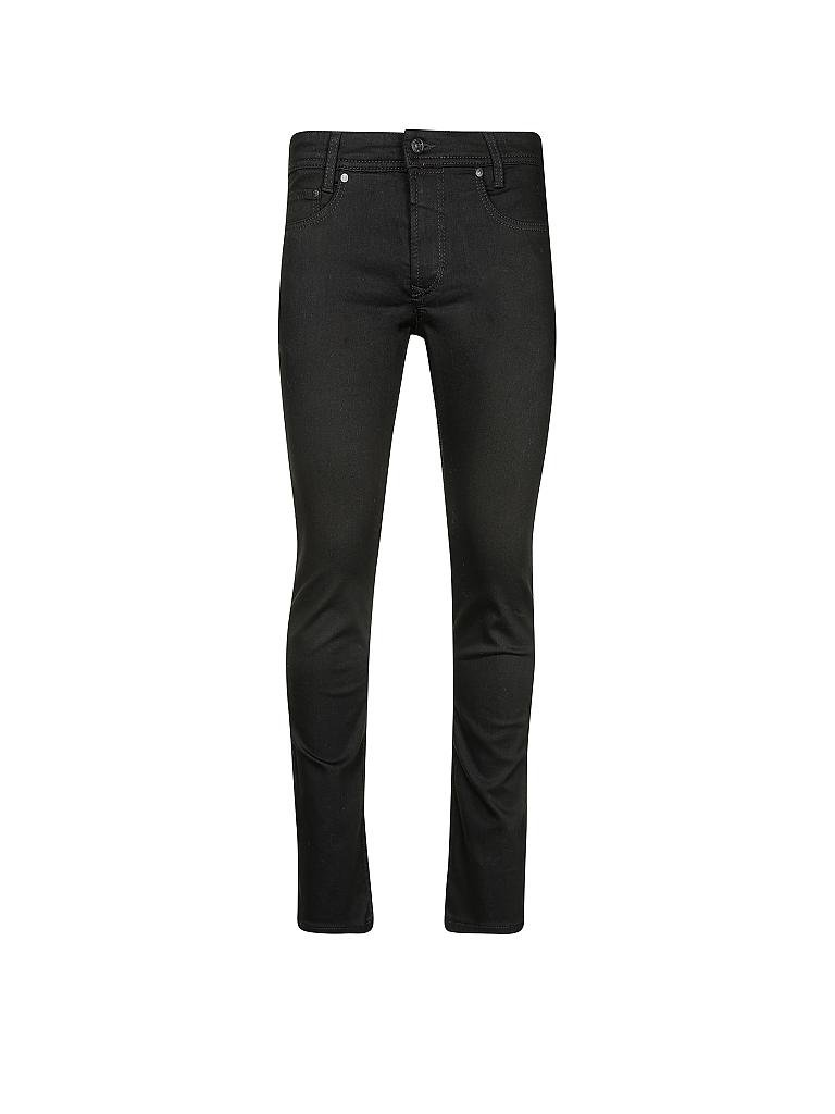 mac jeans modern slim fit flexx denim schwarz w33 l36. Black Bedroom Furniture Sets. Home Design Ideas