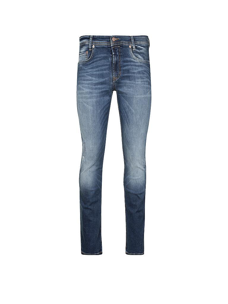 mac jeans modern slim fit flexx denim blau w33 l36. Black Bedroom Furniture Sets. Home Design Ideas