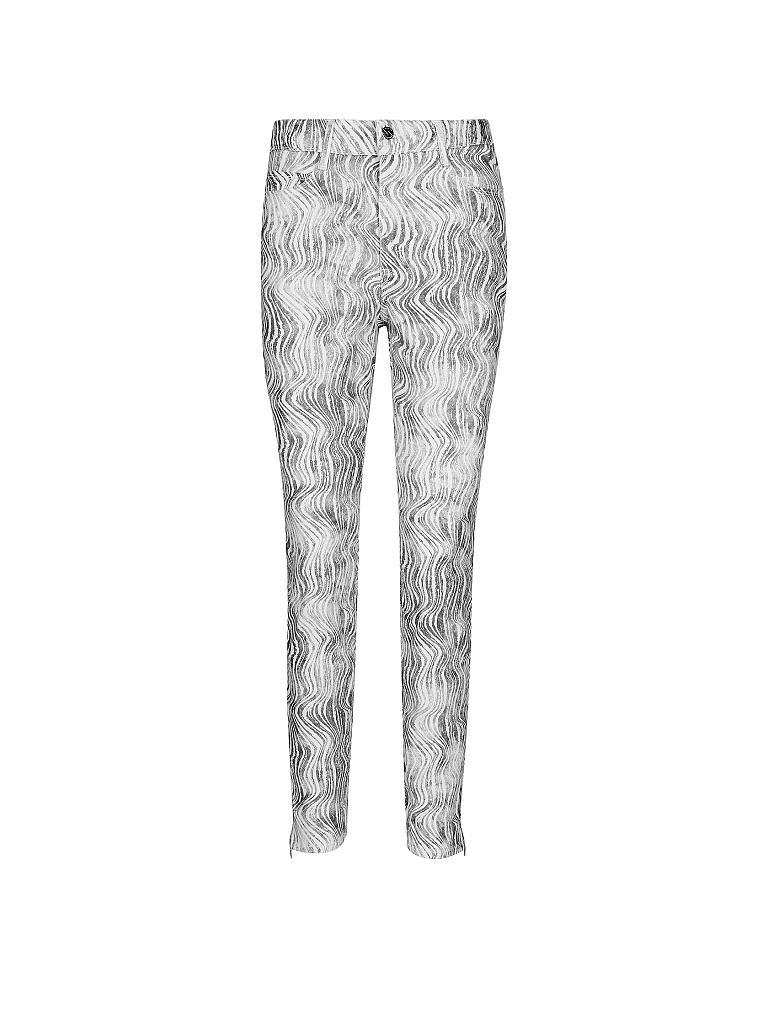 mac jeans skinny cropped fit sensation grau 32 l29. Black Bedroom Furniture Sets. Home Design Ideas