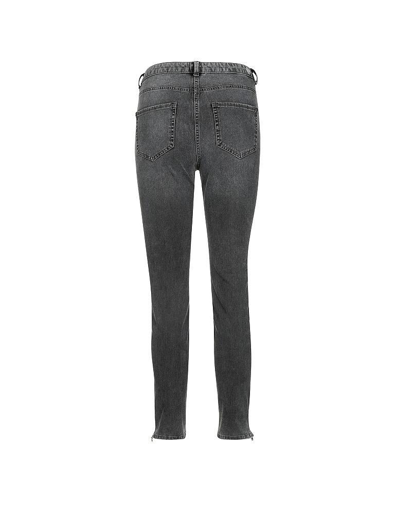 mac jeans skinny fit 7 8 dream sensation grau 32. Black Bedroom Furniture Sets. Home Design Ideas