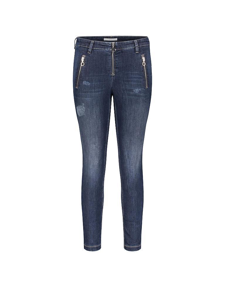 mac jeans skinny fit 7 8 future zip grau 34 l27. Black Bedroom Furniture Sets. Home Design Ideas