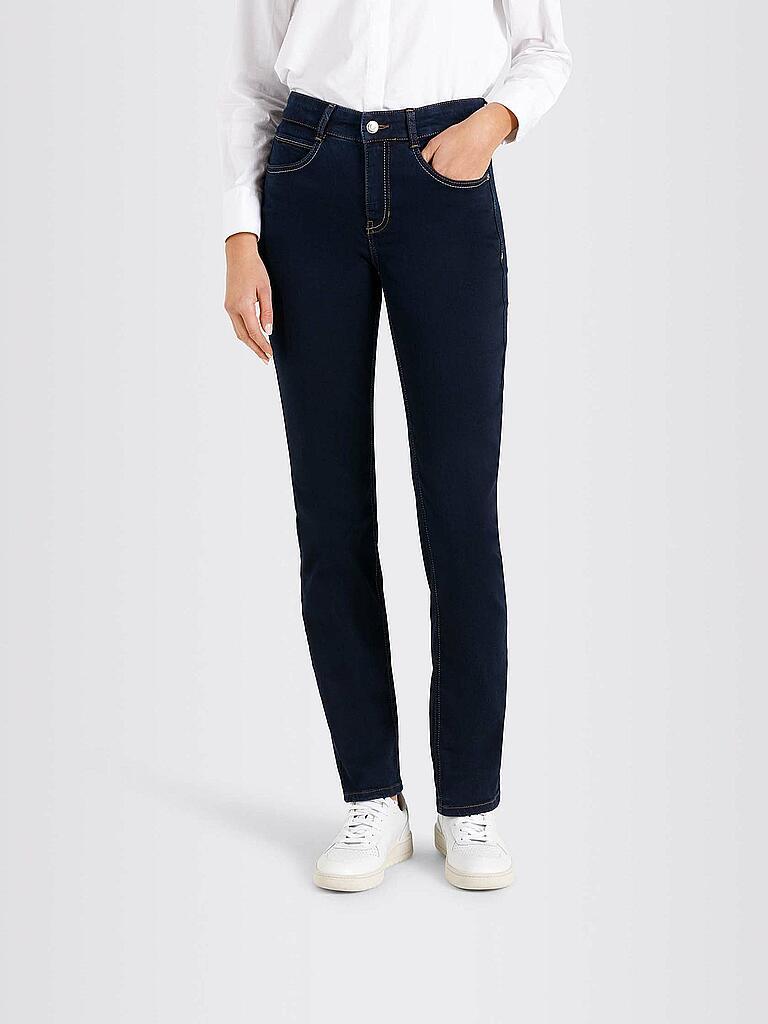 mac jeans slim fit angela blau 34 l30. Black Bedroom Furniture Sets. Home Design Ideas