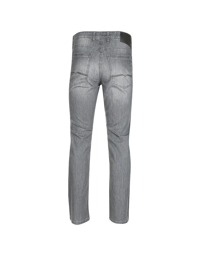 mac jeans slim fit arne grau w31 l30. Black Bedroom Furniture Sets. Home Design Ideas