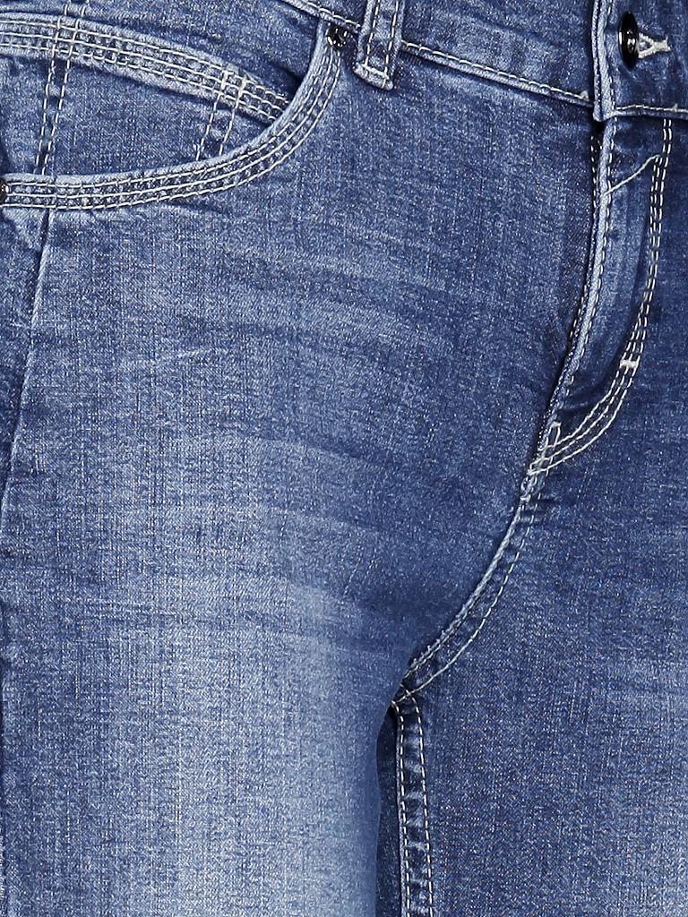 mac jeans slim fit angela pipe blau 44 l32. Black Bedroom Furniture Sets. Home Design Ideas