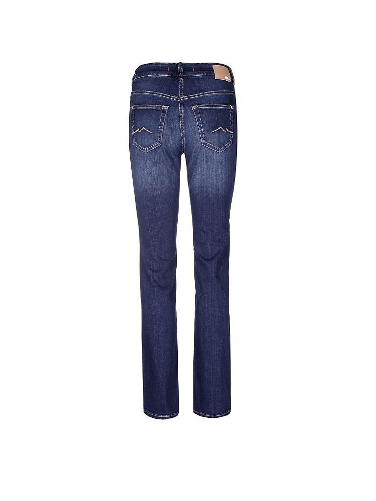 mac jeans straight fit angela blau 38 l30. Black Bedroom Furniture Sets. Home Design Ideas