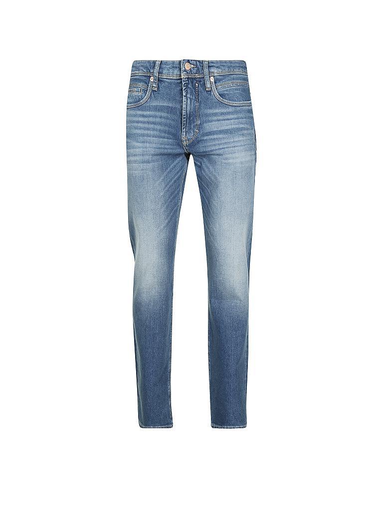mac jeans straight fit ben blau w32 l36. Black Bedroom Furniture Sets. Home Design Ideas