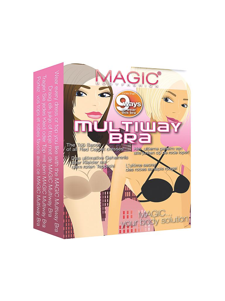 MAGIC BODYFASHION | Multiway BH (black) | schwarz