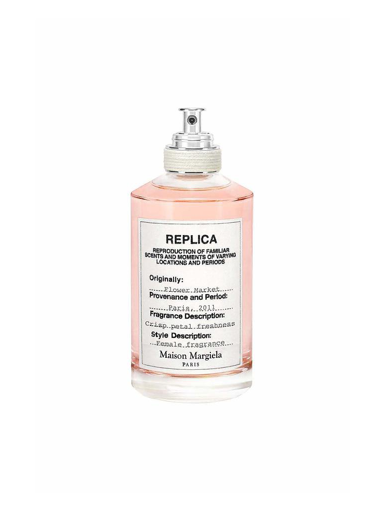 MAISON MARTIN MARGIELA | Replica Flower Market Eau de Toilette 100ml | transparent
