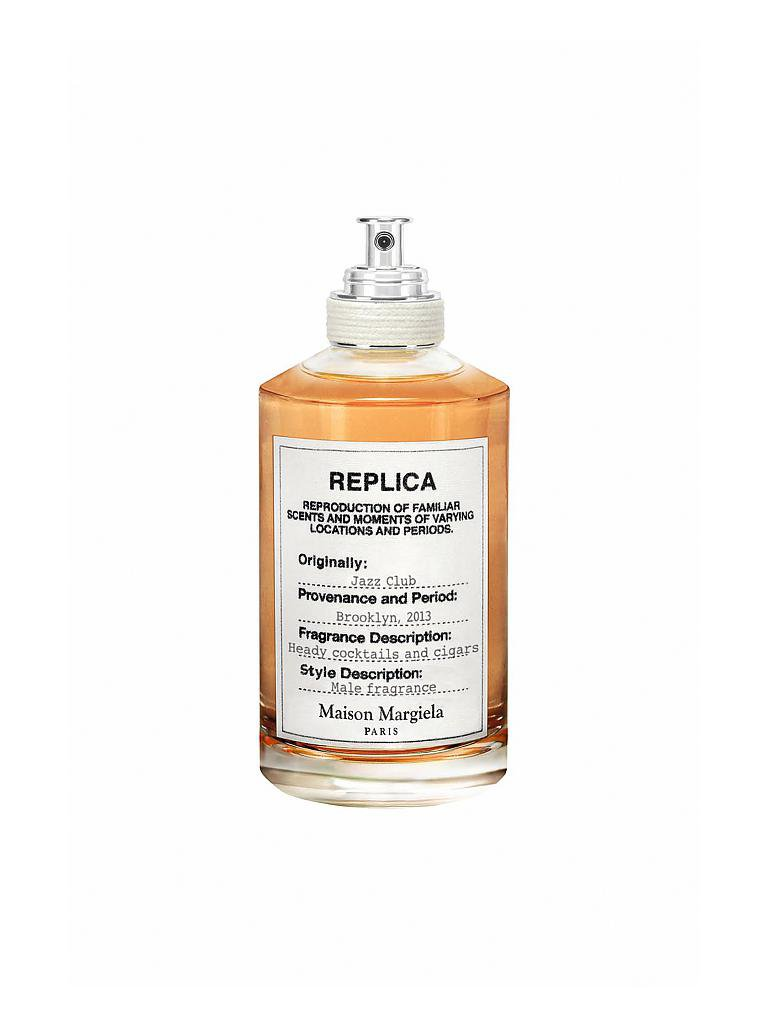 MAISON MARTIN MARGIELA | Replica Jazz Club Eau de Toilette 100ml | transparent