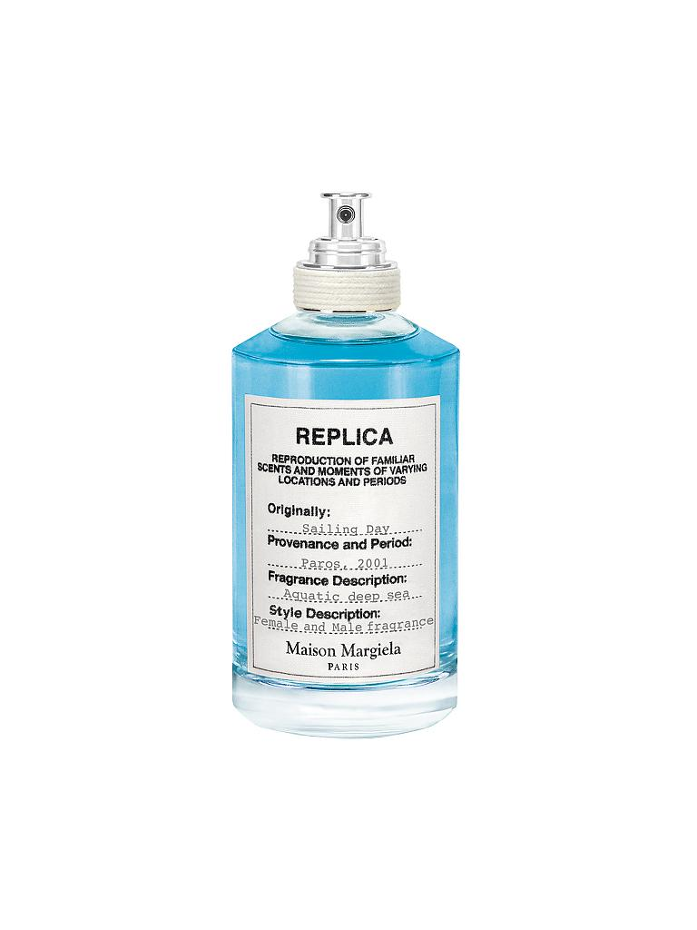 MAISON MARTIN MARGIELA | Replica Sailing Day Eau de Toilette 100ml | transparent