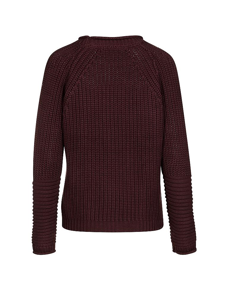 MAISON SCOTCH | Pullover  | rot