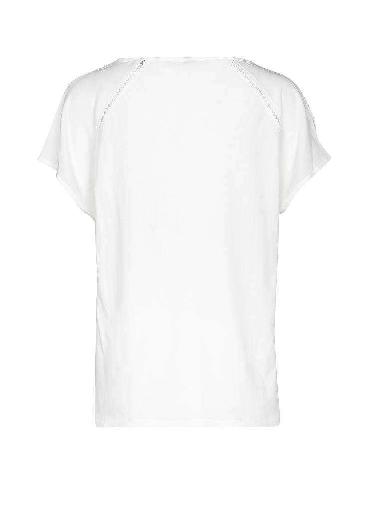 MAISON SCOTCH | T-Shirt  | weiß