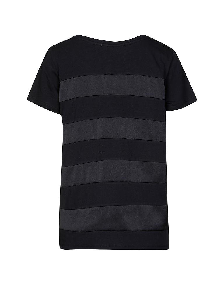 MAISON SCOTCH | T-Shirt  | schwarz