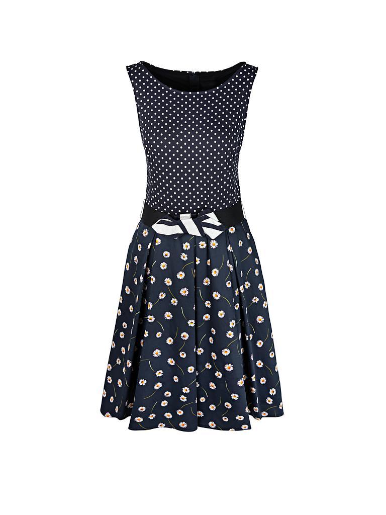 MARC CAIN Kleid blau   34