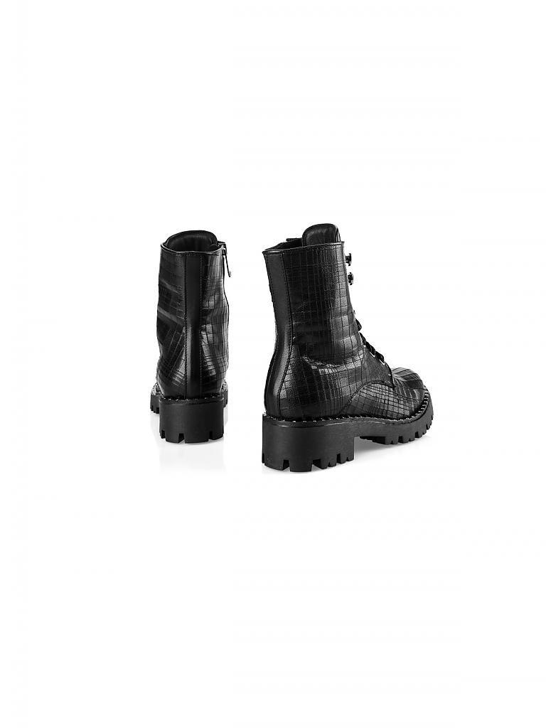 marc cain schuhe boots schwarz 36. Black Bedroom Furniture Sets. Home Design Ideas