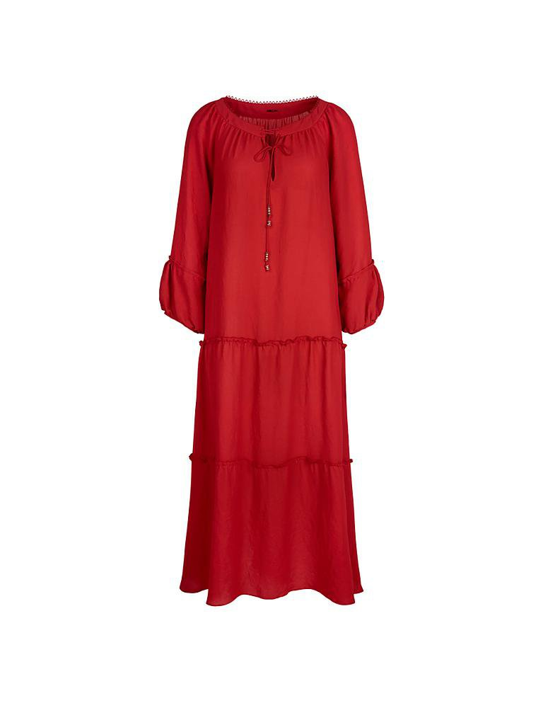Marc cain kleid rot