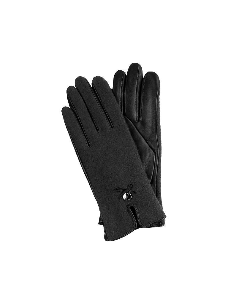 c2be64f190607e MARC CAIN | Leder-Handschuhe | schwarz