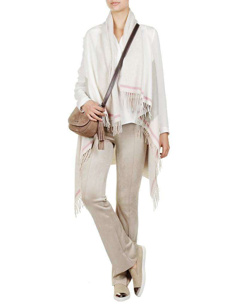 MARC CAIN | Poncho  | beige