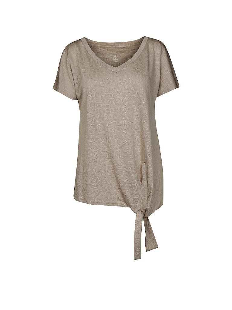 marc cain t shirt braun 1 34. Black Bedroom Furniture Sets. Home Design Ideas