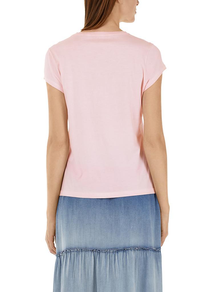 marc cain t shirt rosa 2 36. Black Bedroom Furniture Sets. Home Design Ideas