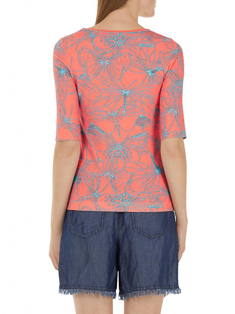 marc cain t shirt orange 1 34. Black Bedroom Furniture Sets. Home Design Ideas