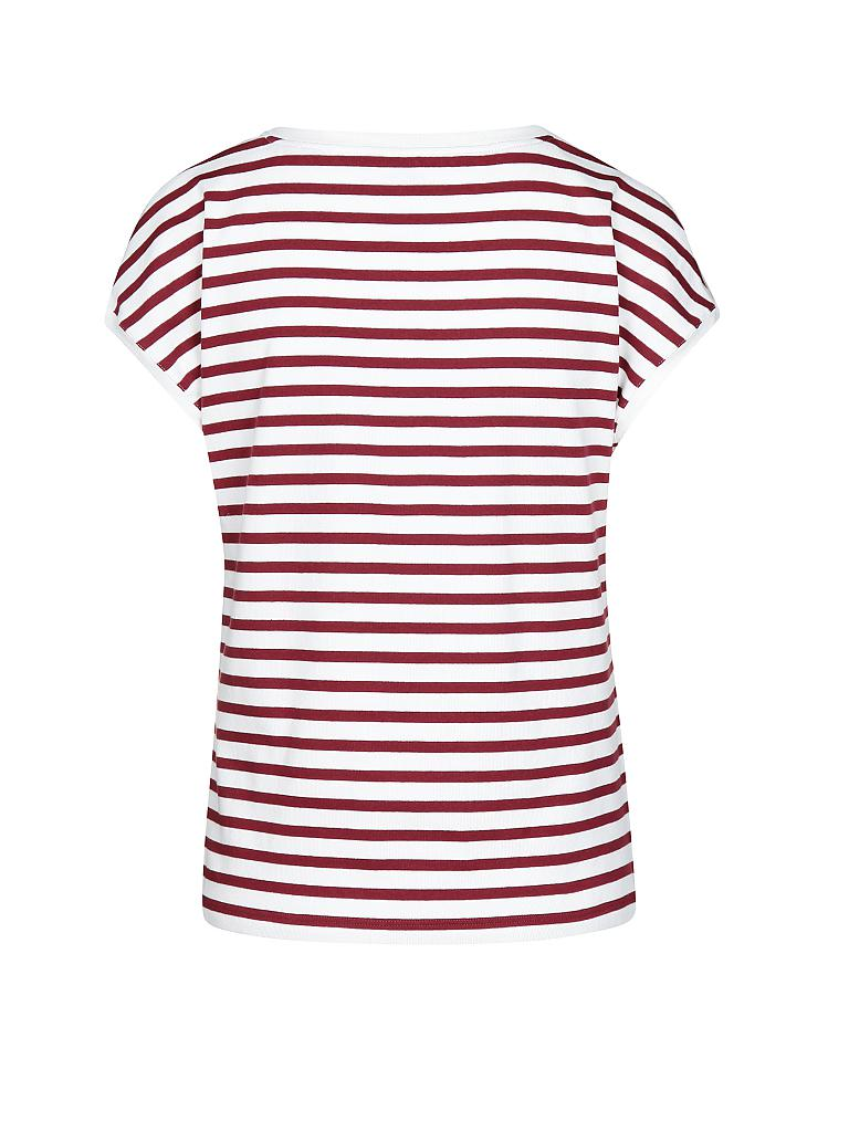 MARC CAIN | T-Shirt | rot