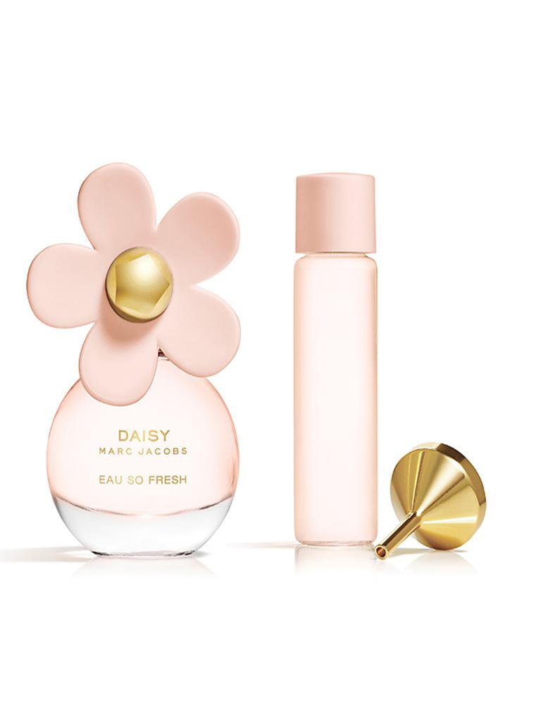 MARC JACOBS | Daisy Eau so Fresh Purse Spray 20ml/15ml Refill | transparent