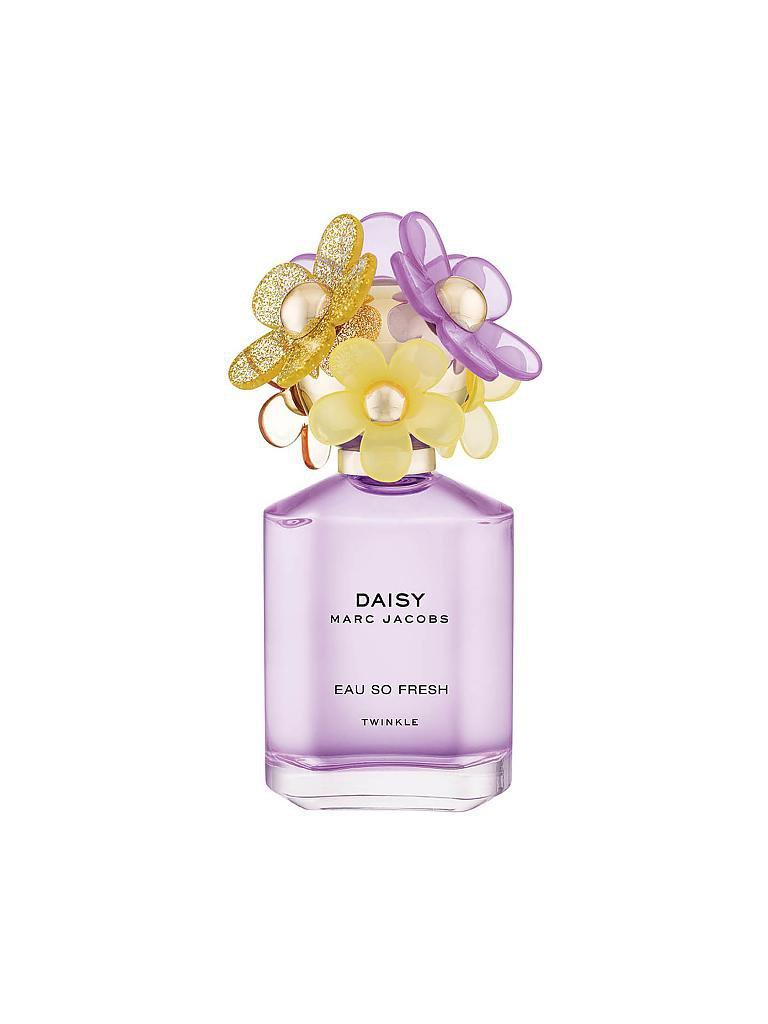 marc jacobs daisy eau so fresh twinkle 50ml transparent